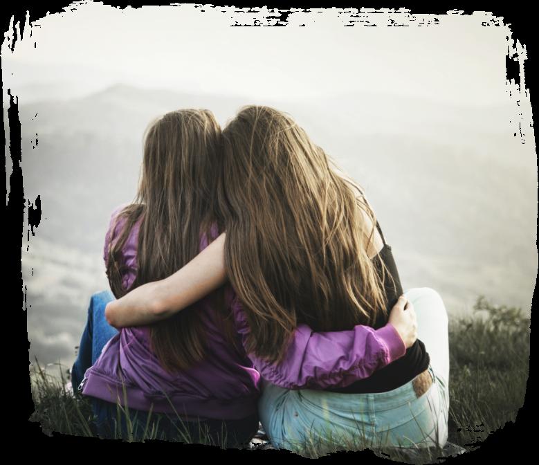 friends-hug-home